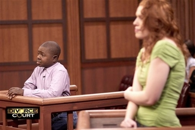 Gary Coleman in Divorce Court