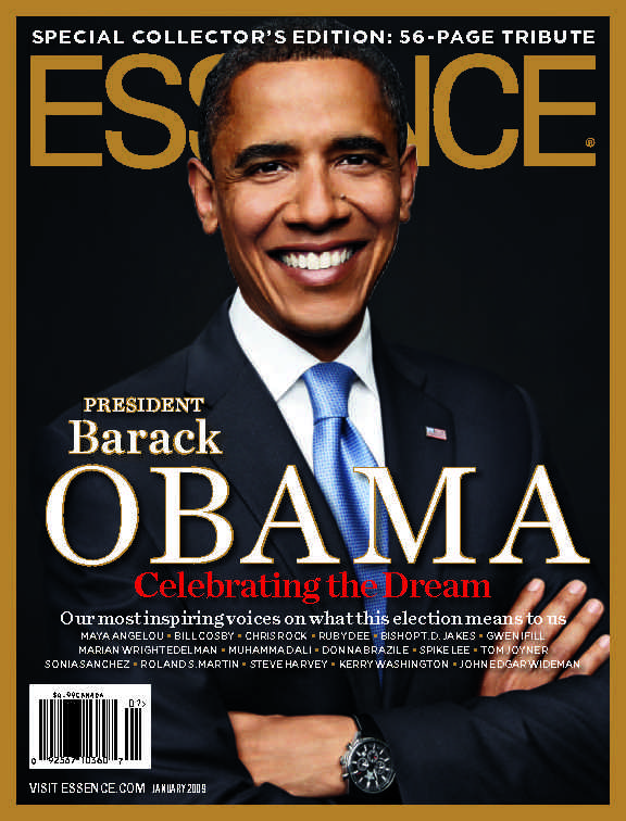 Barack obama ebony magazine cover