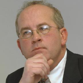 Mayor of Racine, Wis., Gary Becker