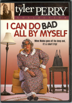I Can Do Bad All By Myself DVD Cover