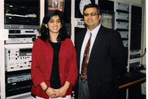Aasiya and Muzzammil Hassan