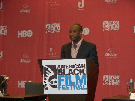 Jeff Friday of the ABFF
