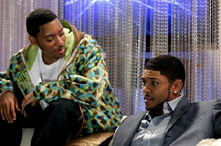 Barry Floyd and Pooch Hall