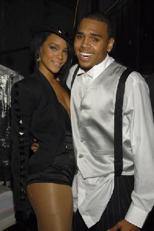 chris brown and rihanna. Chris Brown and Rihanna