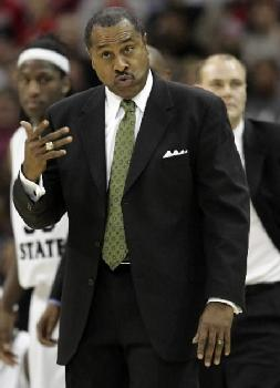 Cleveland State Coach, Gary Waters