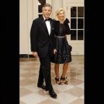 Utah Governor Jon Huntsman and his wife Mary Kaye