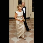 Washington Governor Chris Gregoire and her husband Mike Gregoire