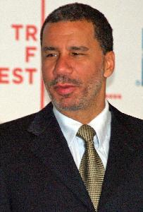 New York Governor, David Paterson