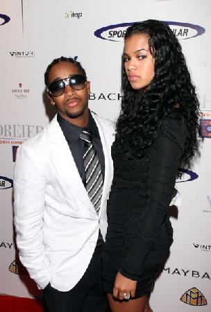 Omarion and wifey