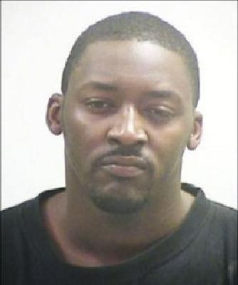 Quincy Carter's Mugshot
