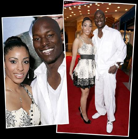 tyrese and norma gibson