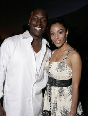 Tyrese and Norma