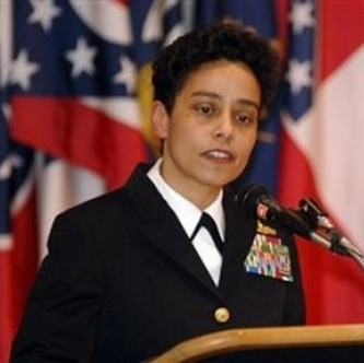 Rear Admiral Michelle Howard