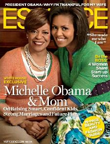 First Lady and First Grandmother cover May Essence