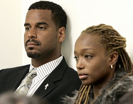 Jayson Williams and Ex Wife