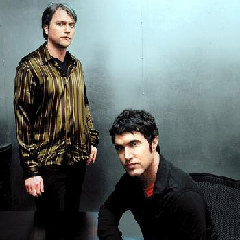 MySpace founders Chris DeWolfe (CEO) and Tom Anderson (President)
