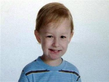 Joshua Childers, 3-years old