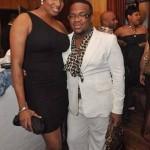 Derek J with Nee Nee of Real Atlanta Housewives