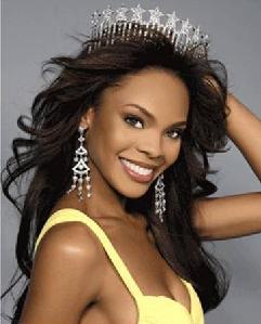 Miss USA 2008 Crystle Stewart