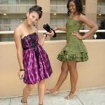 Alyssa and Nette Mundy's Mill High School Prom