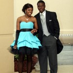 Chonna and George Mundy's Mill High School Prom 2009