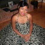 Corina Mundy's Mill High School Prom 2009