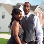 Jasmin Frankline and Bruce Colvin II