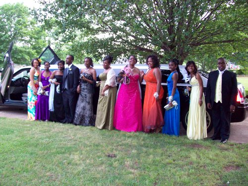 Watkins Mill High School Prom Black High School Prom