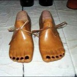 shoe-feet