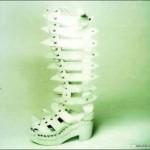 shoe-sandal-white-boot