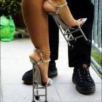 shoes-on-stilts