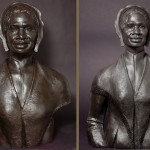 Bronze Sojourner Truth statue