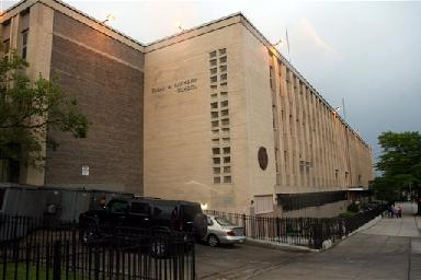 Susan B. Anthony middle school in Queens, NY