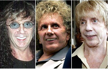 Three Faces of Phil Spector