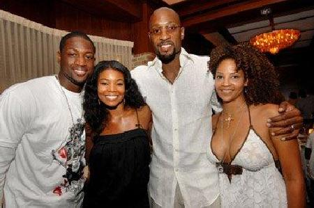 D. Wade, Gabby and Alonzo