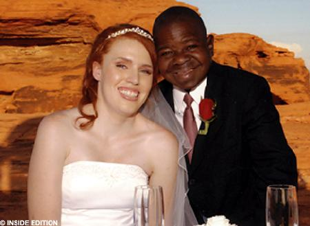 Gary Coleman and Shannon Price