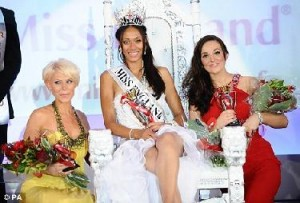 Rachel Christie, Miss England