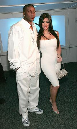 Kardashian  Reggie Bush Video on Reggie Bush And Kim Kardashian