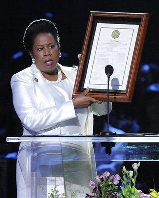 Congresswoman Sheila Jackson Lee (D-Texas)