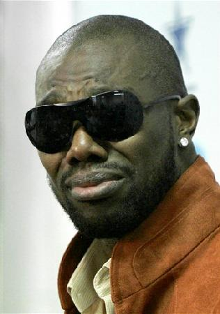 T.O. crying...