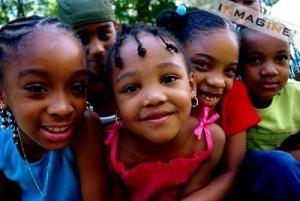black-children