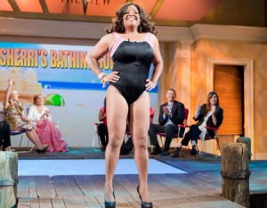 Sherri's new swimsuit-ready body