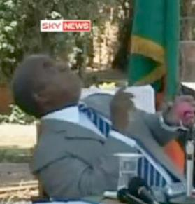 Zambia's President Banda