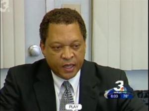 East Cleveland Mayor Eric Brewer