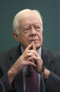 Former President Jimmy Carter