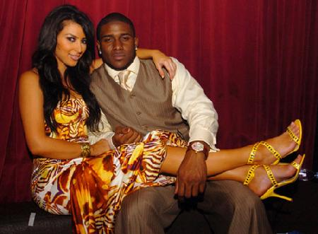 Kardashian  Reggie Bush Video on Kim Kardashian And Reggie Bush
