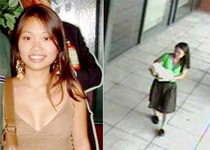 24-year old Yale Graduate student Annie Le found in lab building wall on campus.