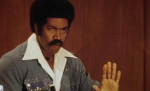 Michael Jai White as Black Dynamite