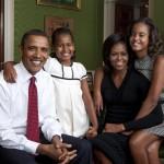 obama family pic 1009