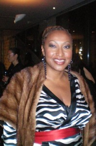 Executive Producer for Precious, Lisa Cortes